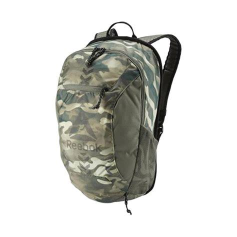 Harga Reebok Grip jual reebok os u grip bp backpack tas ransel pria green
