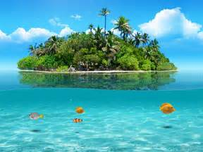 Islands in the sun songs with a tropical theme reflections of