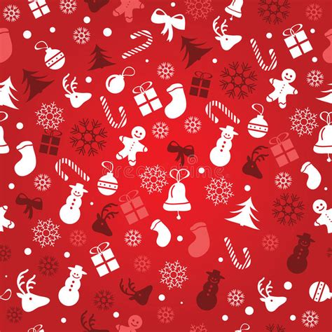 christmas paper pattern vector christmas background seamless tiling great choice for