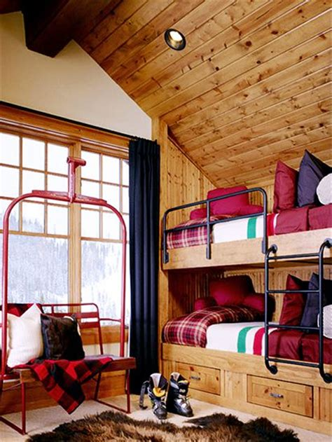 let it snow 6 decorating ideas for a chic ski home