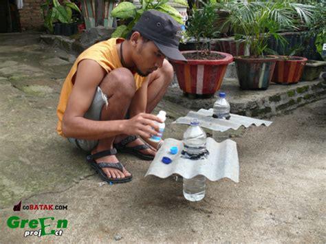 cara membuat mainan dari barang bekas bahasa inggris green project lu botol tenaga matahari 04