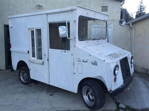 mail truck for sale 1971 ford postal truck ice cream truck shorty step van