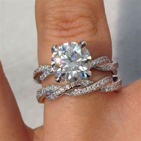 25  best ideas about Braided engagement rings on Pinterest