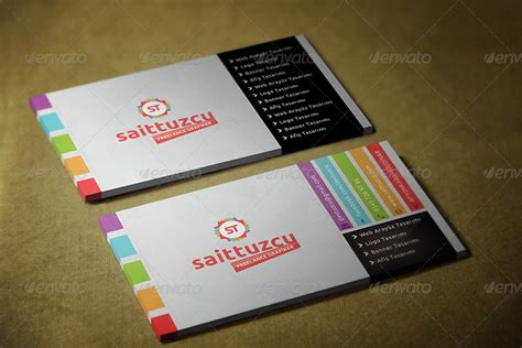 colored line template business cards color business cards fragmat info