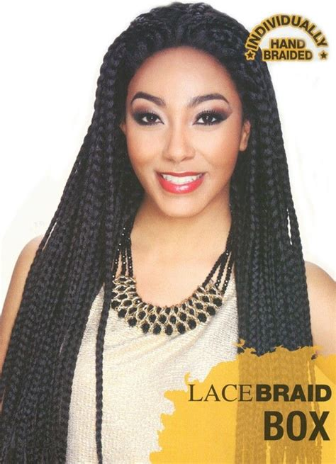 kaylis box braided wigs zury sis afro braid lace front wig lace braid box hand