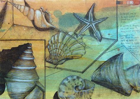 biography as an art form international gcse art sketchbook coursework project 98