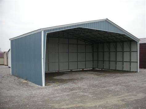 Metal Garage Shed Metal Buildings Barns California Decatur Il Metal Buildings