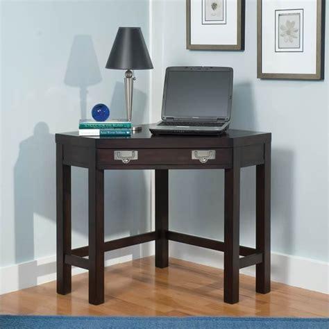 Corner Desk Espresso Corner Laptop Desk Occasional Table In Espresso 5536 17