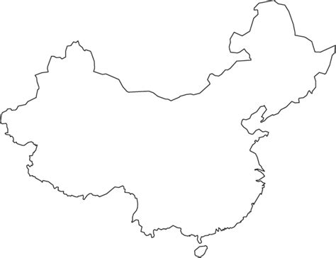 free map template china map printable free printable maps