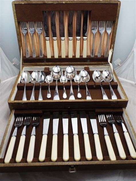 Cutlery Box Set top 23 ideas about sheffield vintage chef