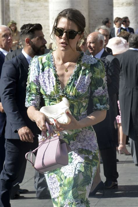 charlotte casiraghi  dimitri rassam heading   wedding  rome