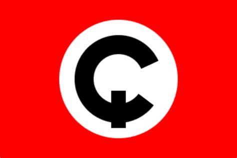 fictional flags similar   flag  nazi germany