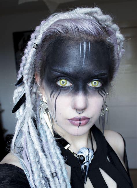 gothc viking hairstyle vesper moth http vesper moth tumblr com warrior