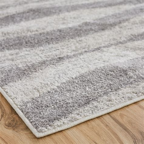 Gray Area Rug Mercury Row Lada Abstract Waves Gray Area Rug Reviews Wayfair