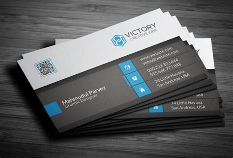 free business card template print ready free print ready high resolution corporate business card