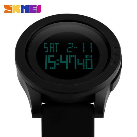 Baru Jam Tangan Digital Dskmei Silicon Wristband Led 0951 picture more detailed picture about 2016 new brand