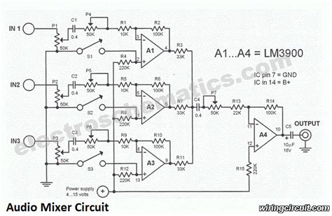 Power Lifier Rogers grid driven lifier circuit diagram grid get free