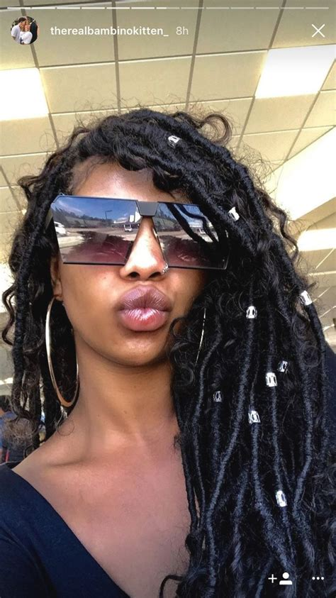 25 best ideas about faux dreads on pinterest faux locs weird but cool hairstyles 25 best ideas about faux dreads