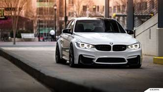Bmw F80 M3 Alpine White Bmw F80 M3 On Morr Wheels