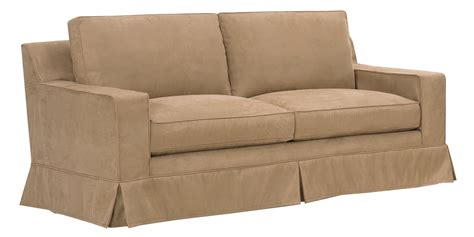 Slipcover Sleeper Sofa With Down Filled Couch Cushions Slipcovered Sofa Sleeper
