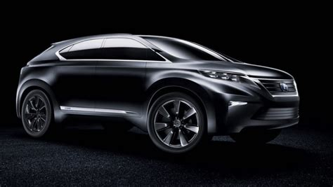 lexus pondering a 7 seater crossover for 2016 autoevolution