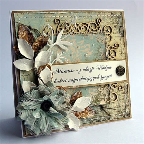 Handmade Vintage Cards - 17 best images about cards vintage style on