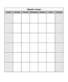 saturday to friday calendar template blank calendar 2016 template free printable blank