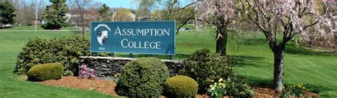 Assumption College Academic Calendar Safety Assumption College