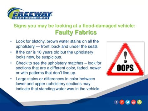 8 Signs You May Be A Hypochondriac by 8 Signs You May Be Looking At A Flood Damaged Car