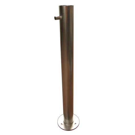 telescope column made of stainless steel