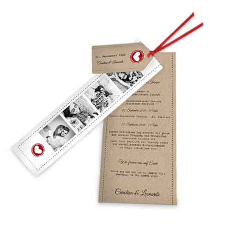 Hochzeitseinladung 3 Teilig by Country Hochzeitseinladung Mit Fotostreifen Cari 241 Okarten