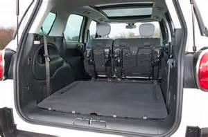 Fiat 500l Seating Capacity Fiat 500l Mpw Review 2017 Autocar