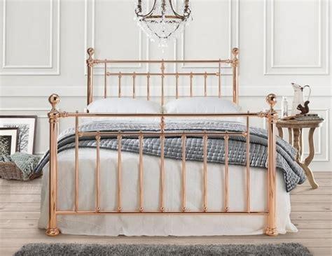 rose gold bed frame italy rose gold bed frame dublin beds