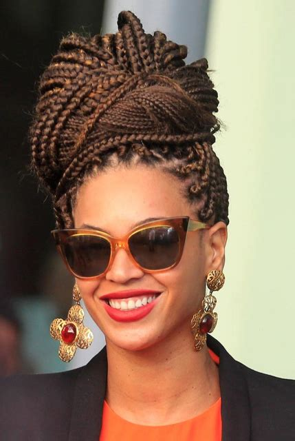 beyonce braids hairstyles top 5 celebrities with popular hair braiding styles