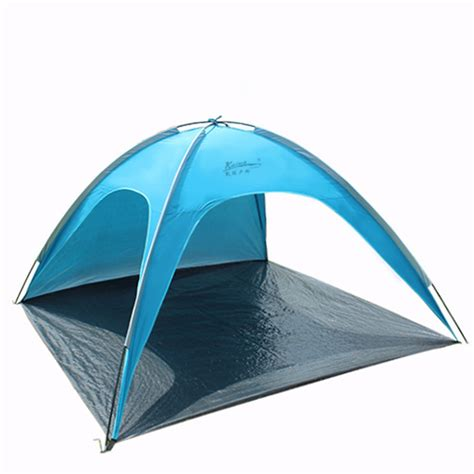 4 large ultralight cing tent outdoor folding awning tenda wind resistant barraca