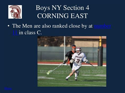 section 4 lacrosse lacrosse