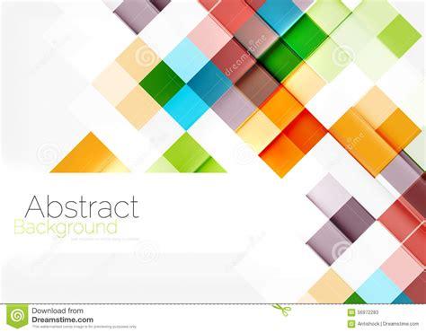 shape pattern website square shape mosaic pattern design universal stock vector