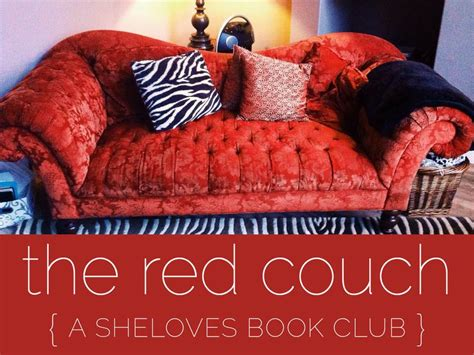 the red couch book the red couch third quarter books leigh kramer