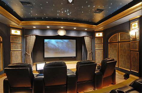 home theater decorations cheap 78 modern home theater design ideas 2017 roundpulse