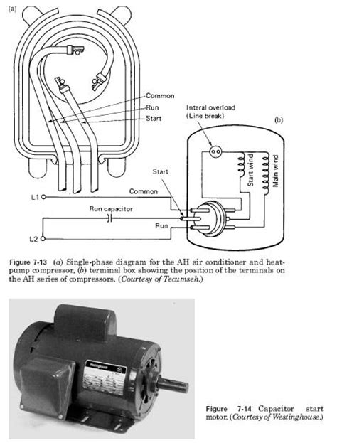 capacitor motor start troubleshooting capacitor start motor hvac troubleshooting