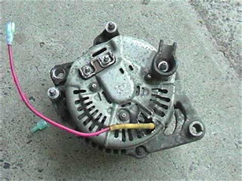 where to connect tach in alternator dodge diesel