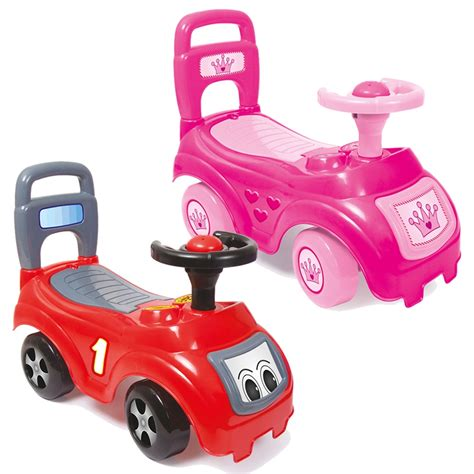 toddler ride on car dolu my ride on cars boys push along