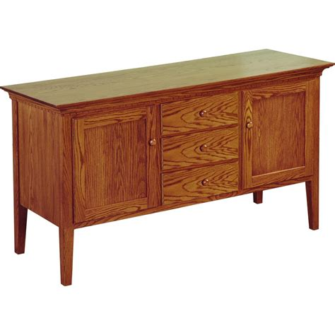 0090 nbs side board amish crafted furniture