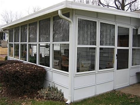 Glass Enclosures For Patio by J J Siding And Window Sales Inc Glass And Screen Rooms