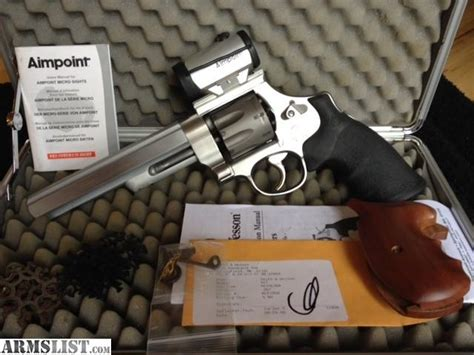 Details Unfold Surrounding Smiths by Armslist For Sale Smith Wesson 627 357 High