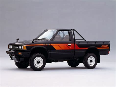 lifted nissan car image result for nissan datsun 4wd pickup 1983 trucks