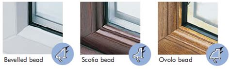 beading window frame windows bootle glass