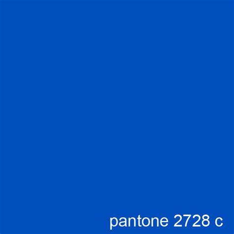 pantone color blue pantone 2728 c cobalt blue blue pinterest blue
