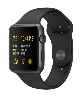 Apple Sport Rubber Iwatch Iwo 2 42mm Gray apple sport mj3t2 42mm space grey aluminum with black sport band