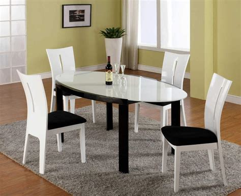 Glass Dining Room Sets Contemporary Glass Dining Room Sets Marceladick